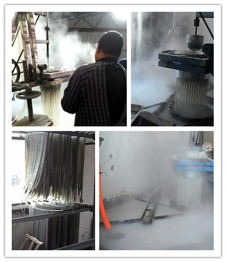 粉条机加工--漏瓢式粉条机